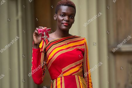 Sheila Atim is awarded an MBE for services to Drama
