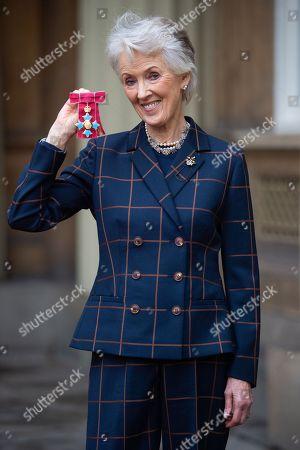 Editorial photo of Investitures at Buckingham Palace, London, UK - 19 Dec 2019