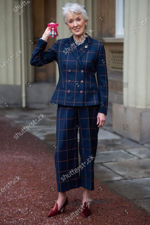 Editorial picture of Investitures at Buckingham Palace, London, UK - 19 Dec 2019