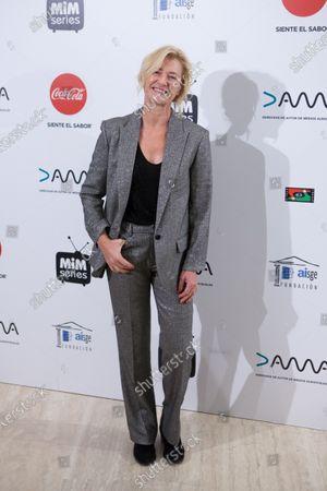 Editorial picture of 'Mim' Awards, Madrid, Spain - 17 Dec 2019