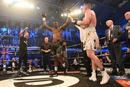 Editorial picture of Matchroom Boxing Show, Boxing, York Hall, Bethnal Green, London, United Kingdom - 19 Dec 2019