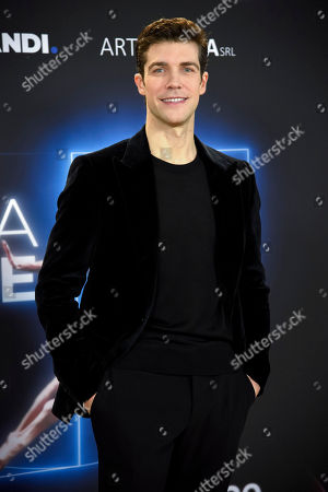 Stock Image of Roberto Bolle