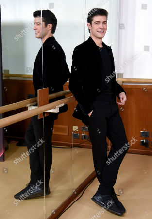 Stock Picture of Roberto Bolle
