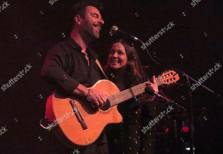 Editorial image of Music Kevin Johansen, Mexico City, Mexico - 11 Dec 2019