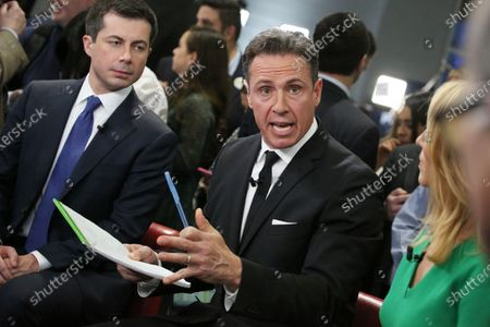 Stock Picture of Chris Cuomo