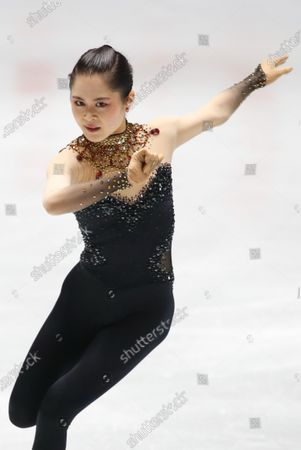 Satoko Miyahara - Women's Short Program