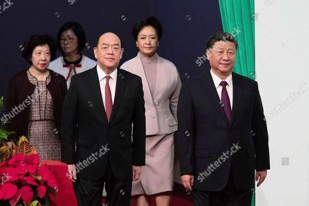 Editorial photo of China Macao, Hong Kong, Hong Kong - 20 Dec 2019