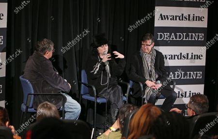 Anthony D'Alessandro, Amy Sherman-Palladino and Daniel Palladino.