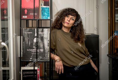 Stock Picture of Houda Benyamina