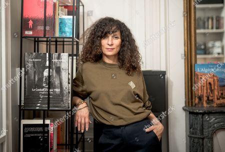 Stock Photo of Houda Benyamina