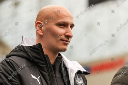 28th December 2019, St. James's Park, Newcastle, England; Premier League, Newcastle United v Everton : Jonjo Shelvey (8) of Newcastle United arrives at St James's Park 