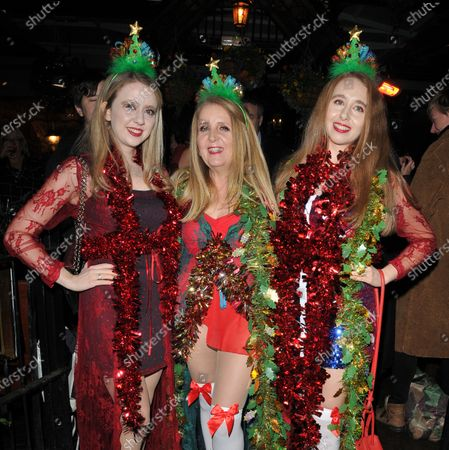 Editorial photo of Piers Morgan Christmas Party, London, UK - 19 Dec 2019