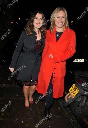 Susanna Reid and Sophie Raworth