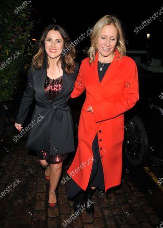 Editorial photo of Piers Morgan Christmas Party, London, UK - 19 Dec 2019