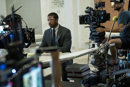Michael B. Jordan as Bryan Stevenson