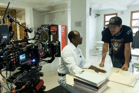 Michael B. Jordan as Bryan Stevenson and Destin Cretton Director