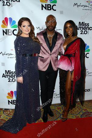 Lauren Ash, Karamo Brown, Kelly Rowland