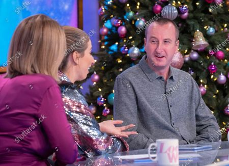 Kaye Adams, Stacey Solomon, Andy Whyment