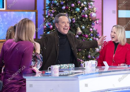 Editorial image of 'Loose Women' TV show, London, UK - 20 Dec 2019