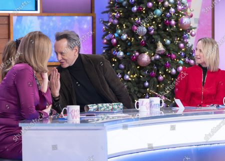 Kaye Adams, Stacey Solomon, Richard E. Grant, Carol McGiffin and Kelle Bryan