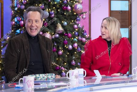 Editorial photo of 'Loose Women' TV show, London, UK - 20 Dec 2019