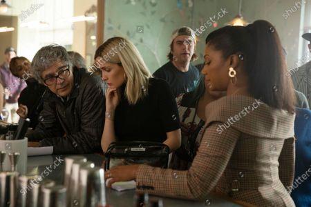 Miguel Arteta Director, Rose Byrne as Mel Paige and Tiffany Haddish as Mia Carter