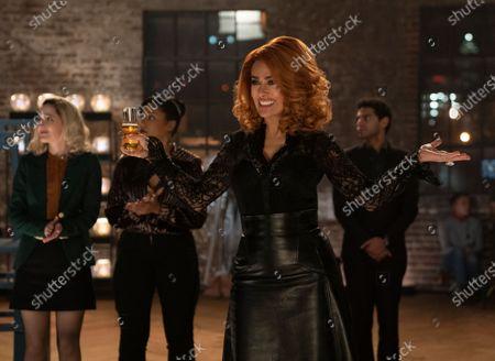 Rose Byrne as Mel Paige Tiffany Haddish as Mia Carter, Salma Hayek as Claire Luna and Karan Soni as Josh Tinker