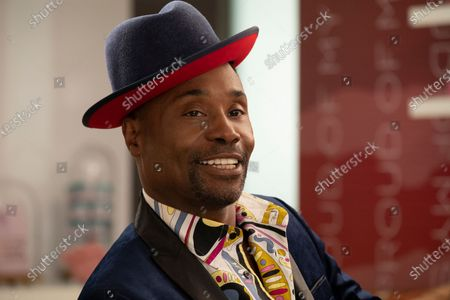 Stock Photo of Billy Porter as Barret