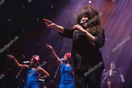 Editorial picture of Ronnie Spector in concert at O2 Shepherd's Bush Empire, London, UK - 19 Dec 2019