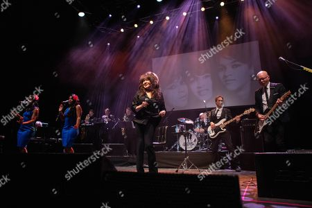 Editorial photo of Ronnie Spector in concert at O2 Shepherd's Bush Empire, London, UK - 19 Dec 2019