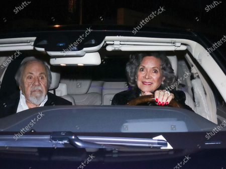 George Schlatter and Jolene Brand