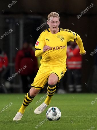 Editorial photo of Football: Germany, 1. Bundesliga, Sinsheim, Deutschland - 20 Dec 2019