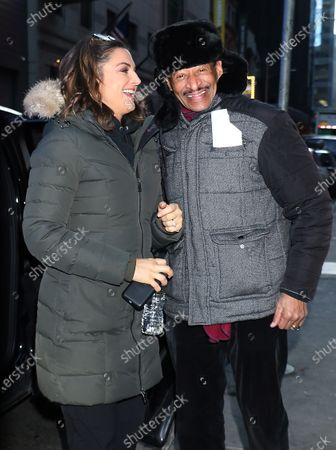 Editorial picture of 'Good Morning America' TV show, New York, USA - 20 Dec 2019