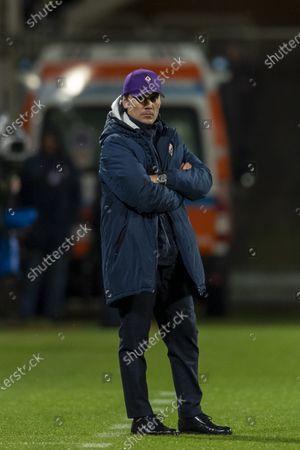 Vincenzo Montella Coach (Fiorentina)