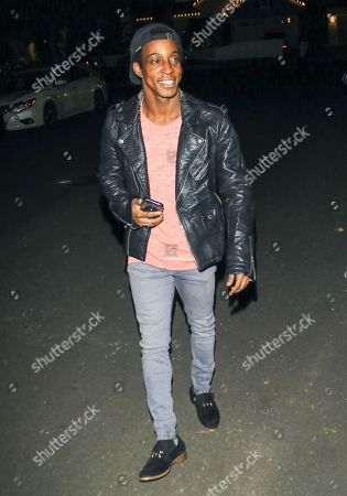 Editorial image of Shaka Smith out and about, Los Angeles, USA - 20 Dec 2019