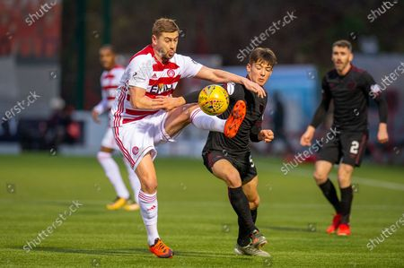 Editorial photo of Hamilton Academical FC v Heart of Midlothian, Ladbrokes Scottish Premiership - 21 Dec 2019