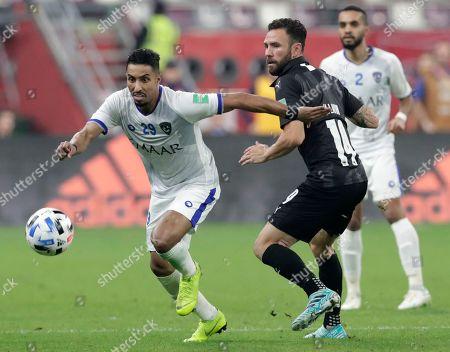 Editorial image of Soccer Club World Cup, Doha, Qatar - 21 Dec 2019