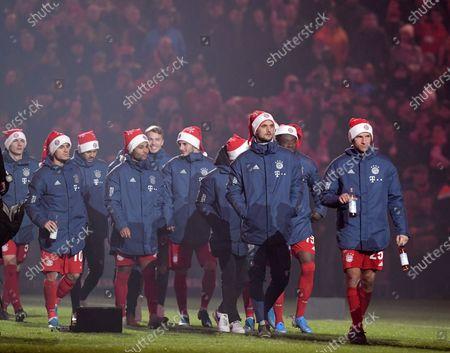 Editorial picture of Football: Germany, 1. Bundesliga, München - 21 Dec 2019