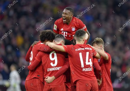 Editorial picture of Football: Germany, 1. Bundesliga, München - 21 Dec 2019