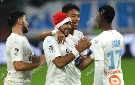 Editorial photo of Soccer League One, Marseille, France - 21 Dec 2019