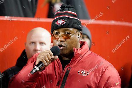 Editorial image of Rams 49ers Football, Santa Clara, USA - 21 Dec 2019
