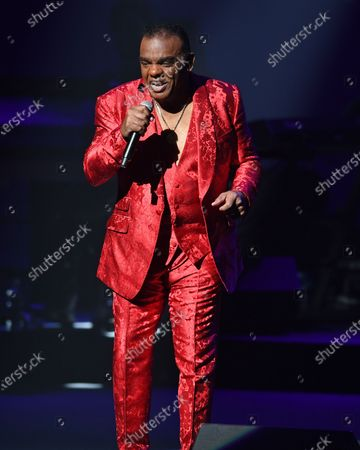 Stock Picture of The Isley Brothers - Ronald Isley
