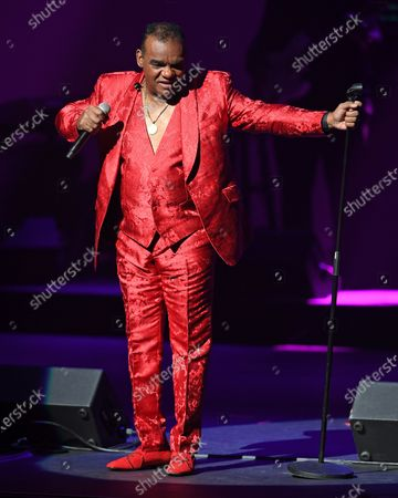Editorial image of The Isley Brothers in concert at The Kravis Center for the Performing Arts , West Palm Beach, Florida, USA - 20 Dec 2019