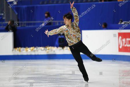Stock Picture of Keiji Tanaka