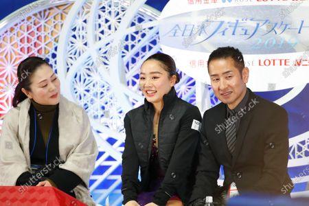Stock Picture of Wakaba Higuchi