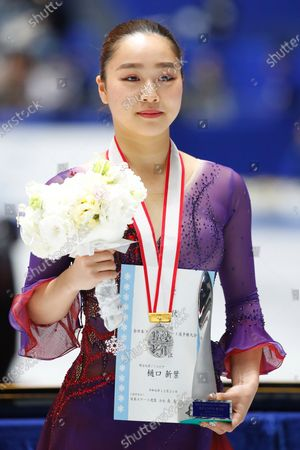 Editorial photo of Japan Figure Skating Championships, Yoyogi 1st Gymnasium, Tokyo, Japan - 21 Dec 2019