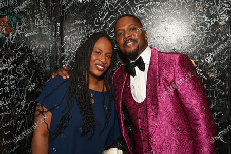 Kamilah Forbes and Donald Lawrence