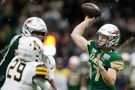 Editorial image of Bowl Football, New Orleans, USA - 21 Dec 2019