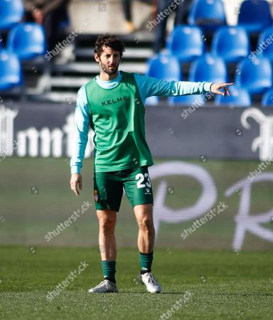 Stock Picture of Esteban Granero of Espanyol