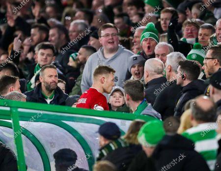 Editorial picture of Celtic v Aberdeen, Ladbrokes Scottish Premiership, Football, Celtic Park, Glasgow, UK - 21 Dec 2019